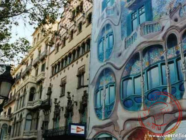 Stedentrip Barcelona - Casa Battló