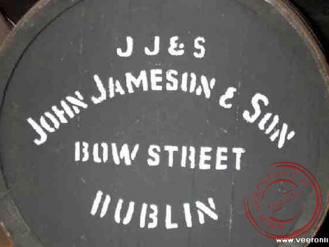 Rondreis Ierland - Jameson Irish Whiskey Heritage Center