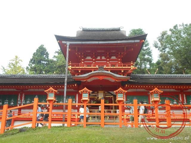 Betoverend Japan - De Kasuga Taisha tempel in een van de mooiste Shinto tempels in Japan