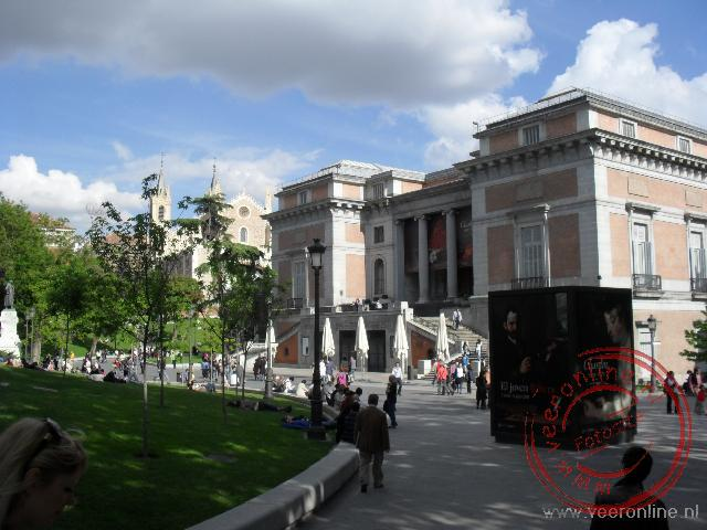 Stedentrip Madrid - Het beroemde Prado museum in Madrid