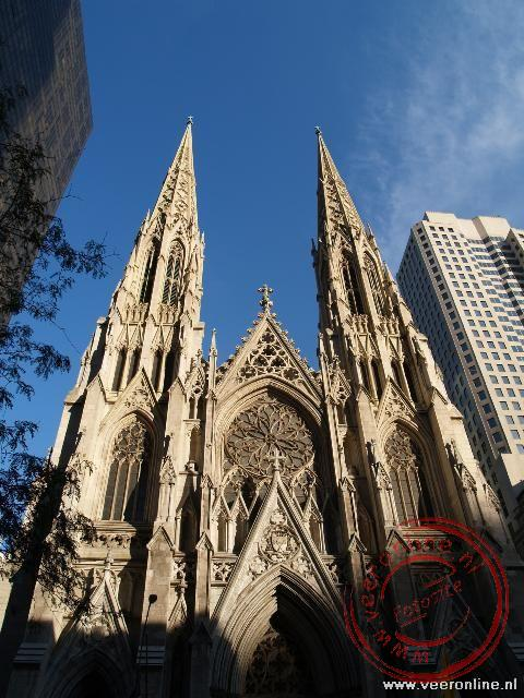 Stedentrip New York - De St Patricks Cathedral