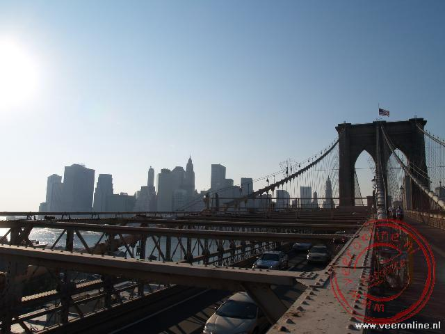 Stedentrip New York - Zicht op Manhattan
