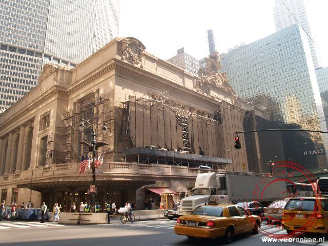 Stedentrip New York - Grand Central Station