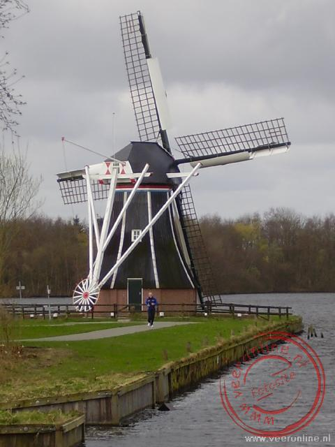 Pieterpad deel 1 - Molen de Helper