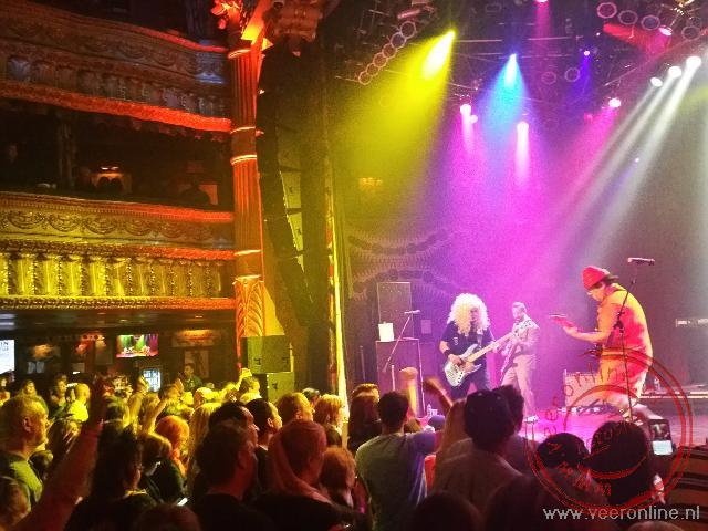 Coast to coast USA - Een optreden in the house of blues in Chicago