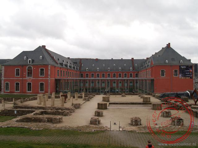 Weekend Vielsalm - Het klooster in Stavelot is nu museum