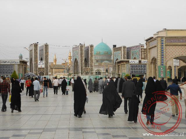In de voetsporen van Marco Polo - De Imam Reza Shrine in Mashhad is de meest heilige plaats van Iran